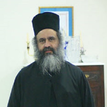 Archimandrite Alexios Yannios