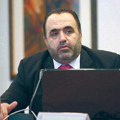 Major General Emmanuel Sfakianakis
