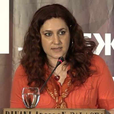 Dr. Maria Alvanou