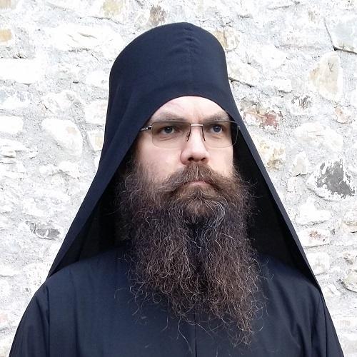 Monk Arsenie, Putna Monastery
