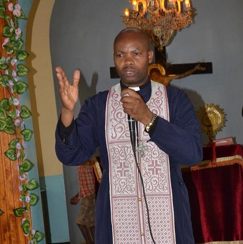 Fr. Matthias Joseph Kamau