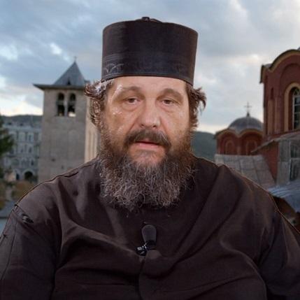 Protopresbyter Nikolaos Loudovikos