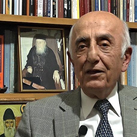 Prof. George Mantzaridis