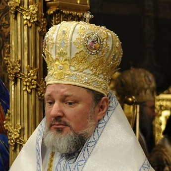 Bishop Varlaam of Ploieşti, Secretary of the Holy Synod, Patriarchate of Romania