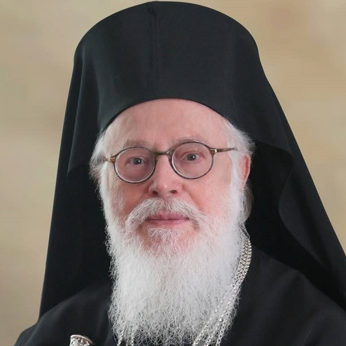 Archbishop Anastasios of Tirana and All Albania
