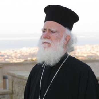 Archbishop Irenaios of Crete (Ecumenical Patriarchate)