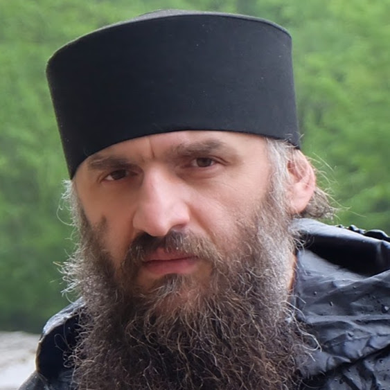 Archimandrite Miqaeli Bregvadze