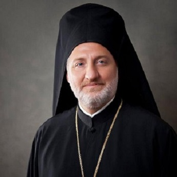 Metropolitan Elpidophoros of Bursa, Abbot of the Holy Patriarchal and Stavropegial Monastery of the Holy Trinity of Chalki, Constantinople, Ecumenical Patriarchate