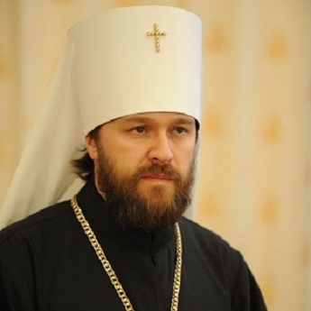 Metropolitan Hilarion of Volokolamsk, Chairman of the Department for External Church Relations, Patriarchate of Russia