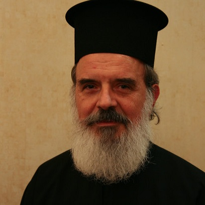 Protopresbyter Vasileios Kalliakmanis