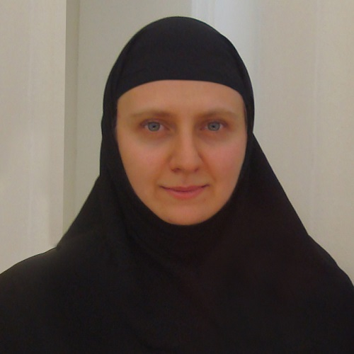 Sister Sara Halabi, the Holy Monastery of the Annunciation, Aleppo, Syria