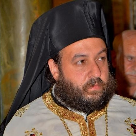 Archimandrite Dimitrios Handakas