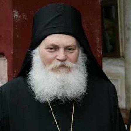 Archimandrite Efraim, Abbot of Vatopaidi Monastery, The Holy Mountain