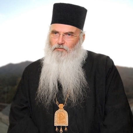 Metropolitan Nikolaos of Mesogaia and Lavreotiki