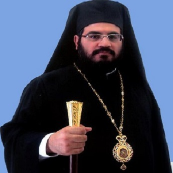 Bishop Romanos Daoud of Edessa